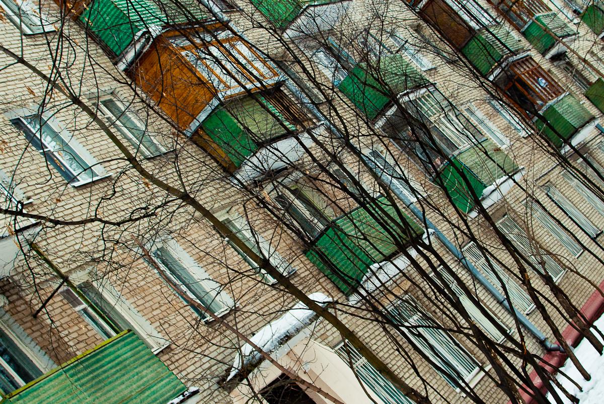 Весна 2012 в Москве — Тайнинская