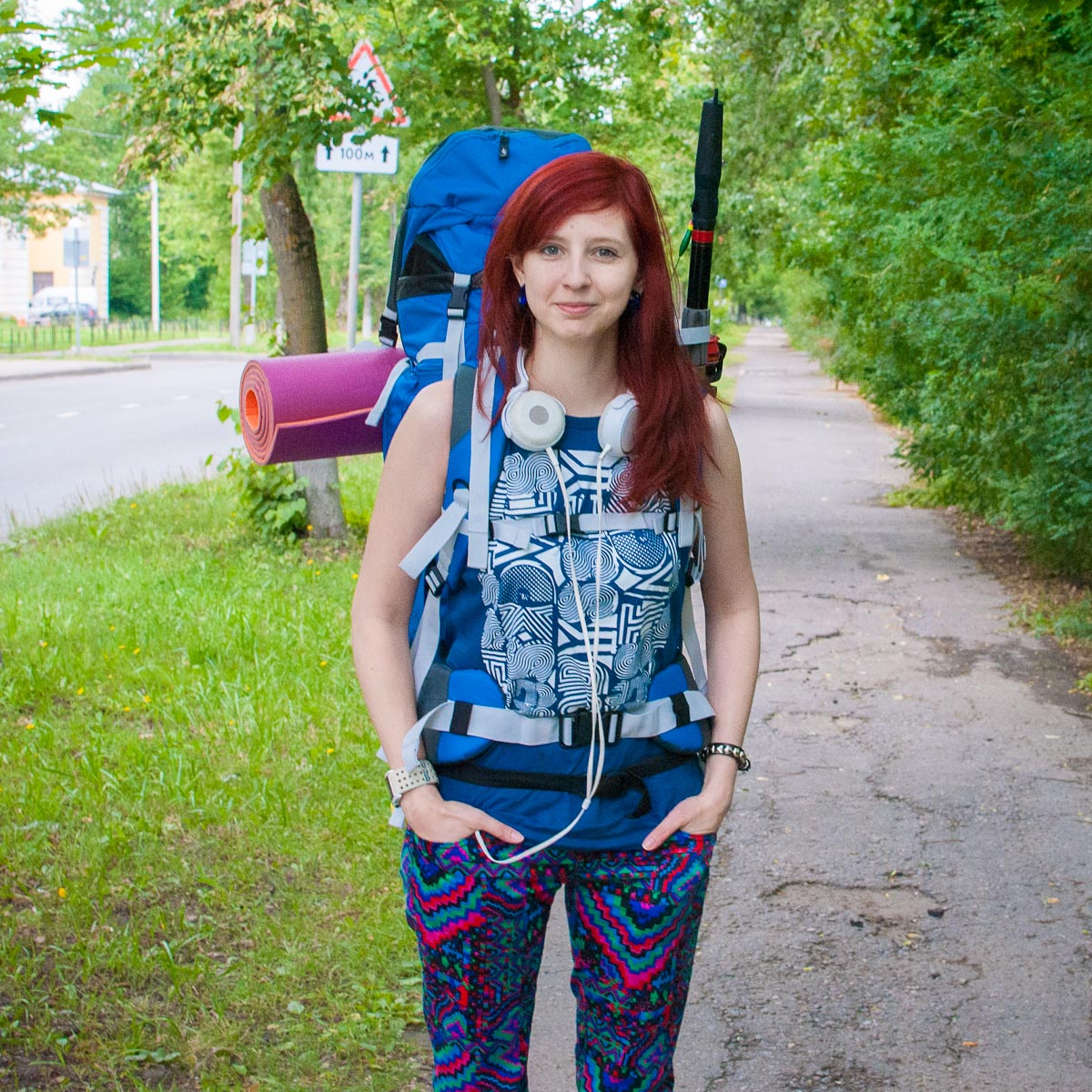 Поход на Ладогу: город Волхов