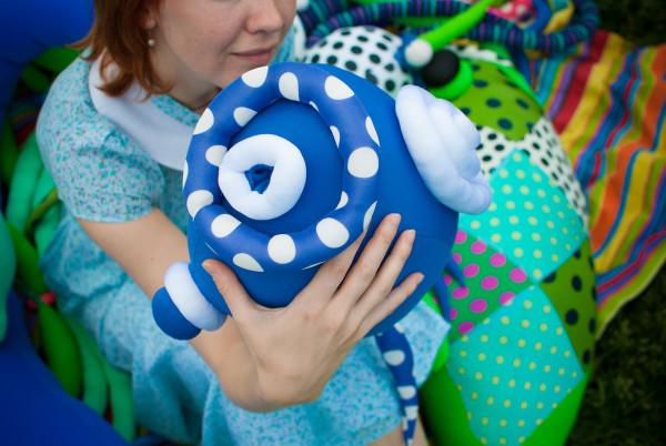 Фотосессия для BooroorooM — подушки-игрушки для интерьера