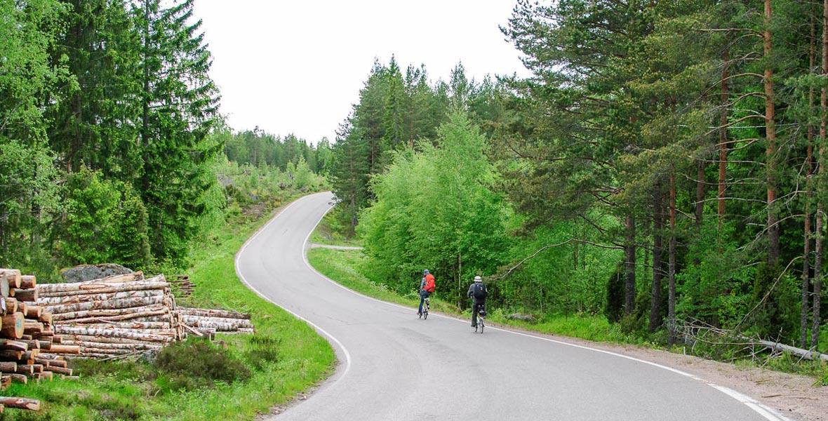 Велошенген: велопутешествие до Хельсинки за 4 дня на стриде, день 1