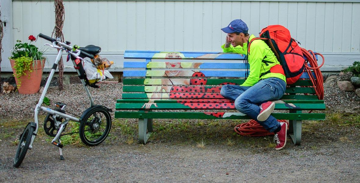 Велошенген: велопутешествие до Хельсинки за 4 дня на стриде, день 2