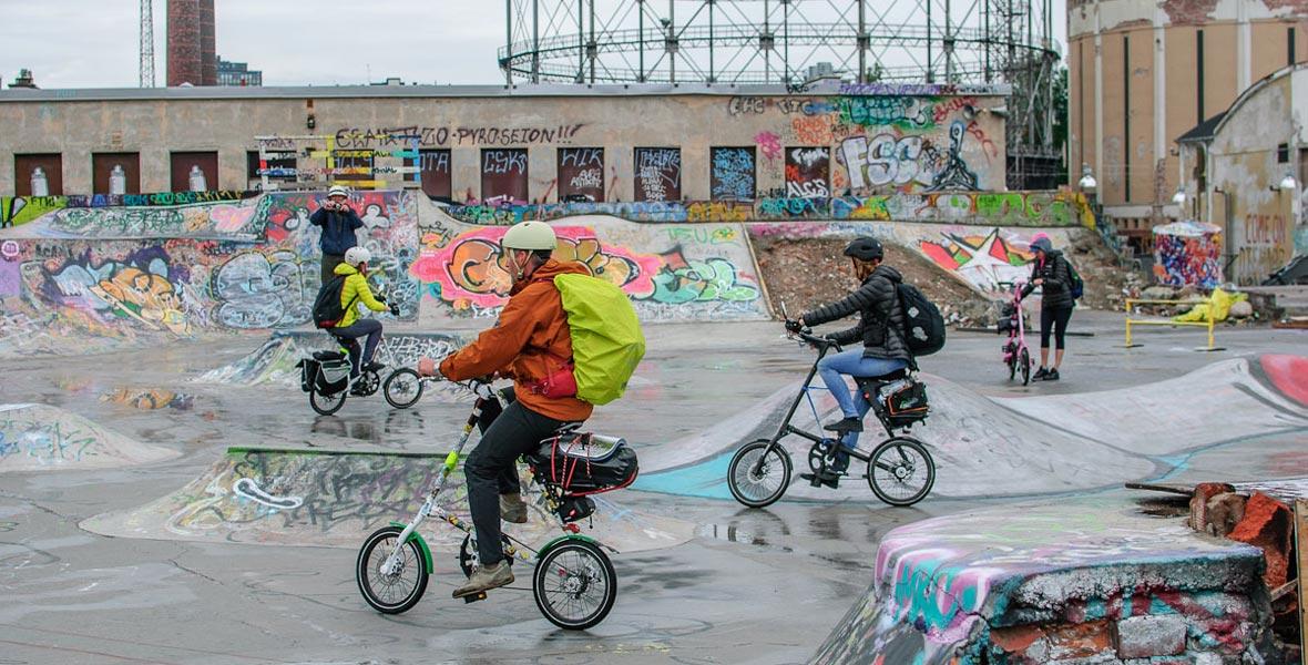Велошенген: велопутешествие до Хельсинки за 4 дня на стриде, день 4