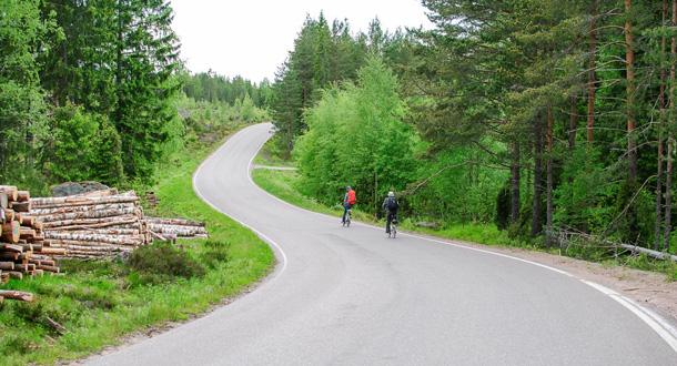 Велошенген: до Хельсинки за 4 дня на стриде, день 1