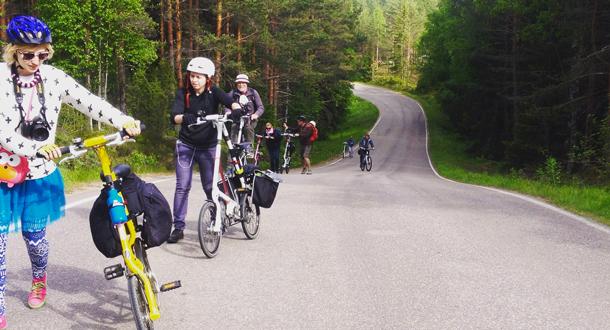 Велошенген: до Хельсинки за 4 дня на стриде, день 2